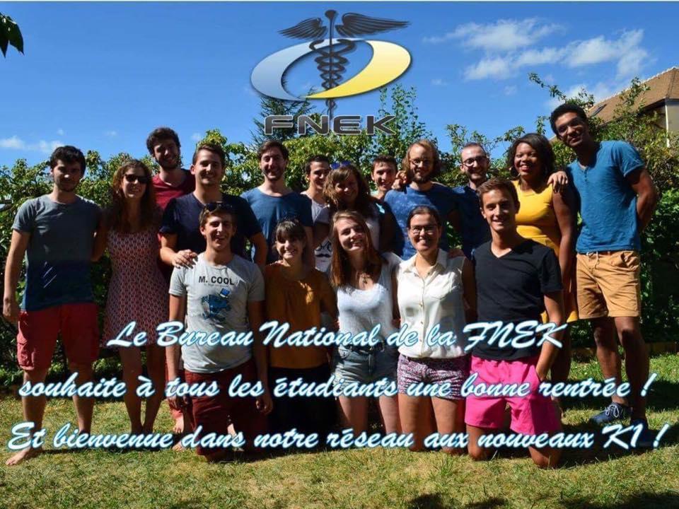 La kiné vue par les étudiants – Suite de l'interview de la présidente de la FNEK