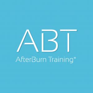 Logo Application After Burn Training