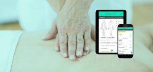 Application bilan kiné diagnostic et suivi patient