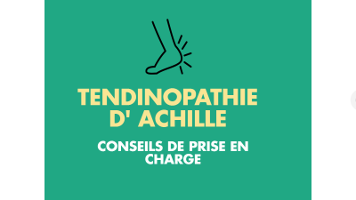 Tendinopathie d'Achille