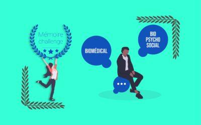 Biomédical ou Biopsychosocial : quelle approche thérapeutique prédomine en France ?